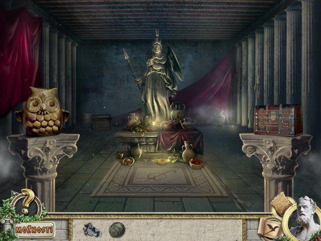 Pozadí legend: Tajemství Olympu