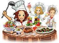Detaily hry Veselý šéfkuchař