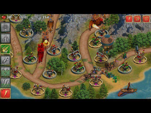 Screenshot  «Defense of Roman Britain» № 4