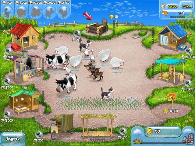 Farm Frenzy bildschirmfotos