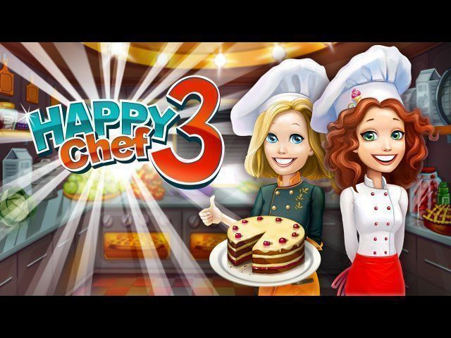 Screenshot  «Happy Chef 3. Collector's Edition» № 1
