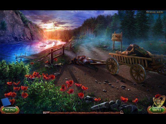 Screenshot  «Lost Lands: Eisfluch» № 5