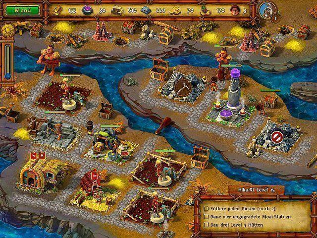 Screenshot  «Moai 5: Neue Generation. Sammleredition» № 2