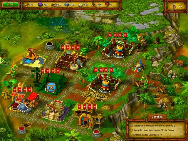 Screenshot  «Moai 6: Unerwartete Gäste» № 6