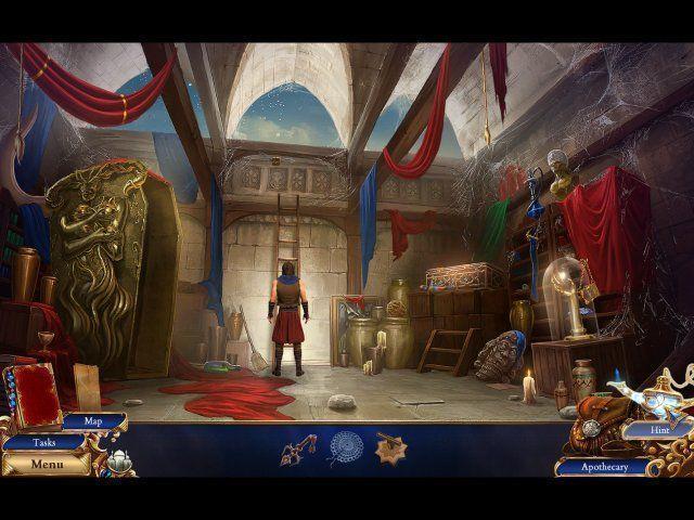 Screenshot  «Persian Nights: Sand der Wunder» № 2