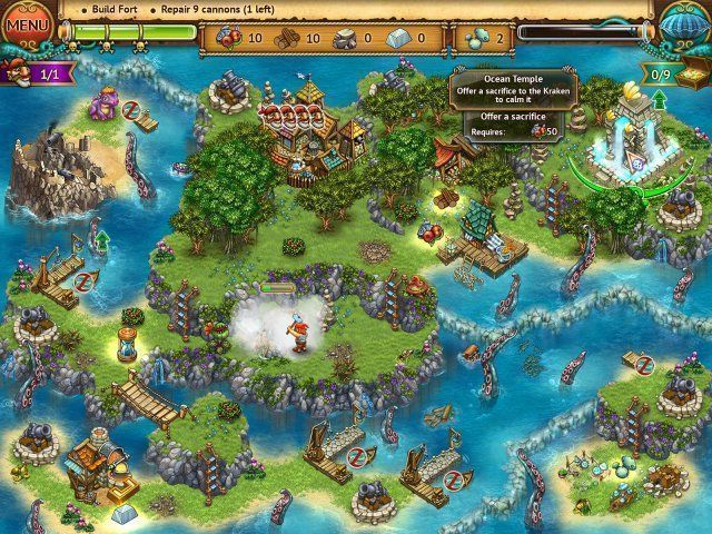 Screenshot  «Pirate Chronicles» № 4