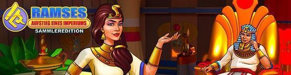 Spiel Ramses Aufstieg eines Imperiums Sammleredition