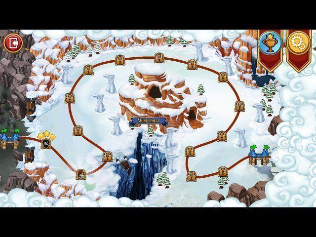 Screenshot  «Rescue Quest Gold» № 7