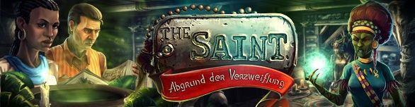 The Saint: Abgrund der Verzweiflung