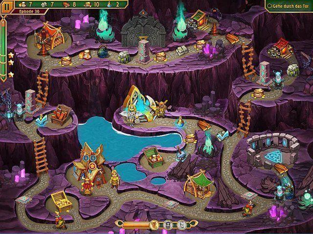Screenshot  «Im Land der Wikinger 3» № 4