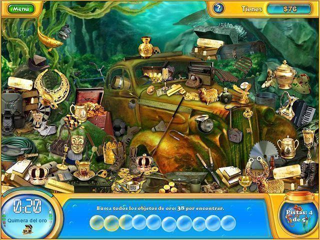 Fishdom H2O: Hidden Odyssey download free en Español