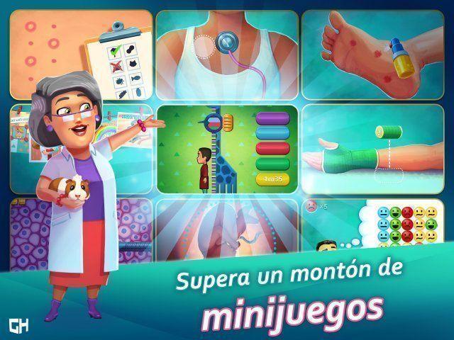 Heart's Medicine – Hospital Heat. Collector's Edition en Español game