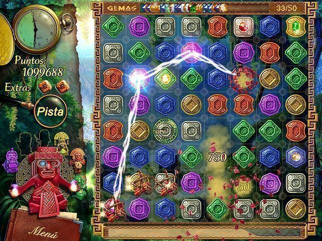 The Treasures Of Montezuma download free en Español