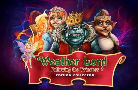 Weather Lord: Following The Princess. Edition Collector
