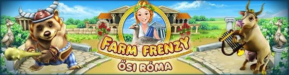 Farm Frenzy: Ősi Róma