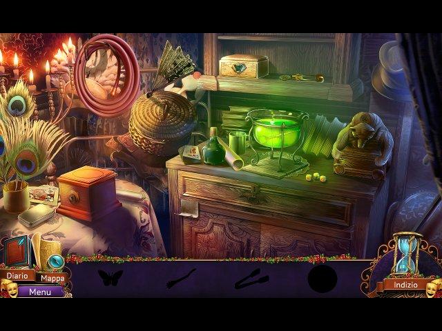 I Volti Dell'illusione: I Fantasmi Gemelli game