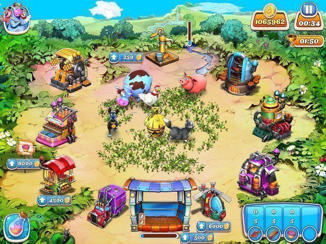 Gioco Farm Frenzy: Hurricane Season download italiano