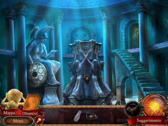 The Myth Seekers: L'Eredità di Vulcano game