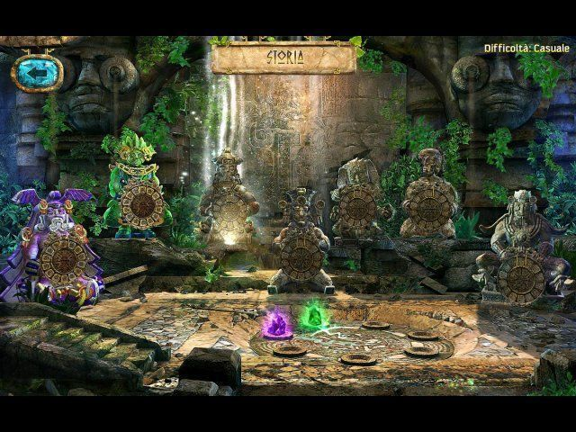 Gioco The Treasures of Montezuma 4 download italiano