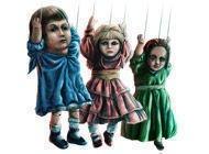 Gra Mordercza Układanka: Lalkarz