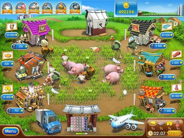 frenzy farm 4
