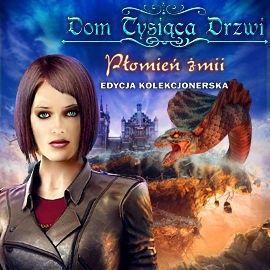 Dom Tysi�ca Drzwi: P�omie� �mii. Edycja kolekcjonerska