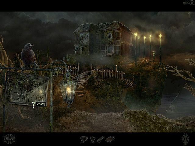 Phantasmat, fragment from game 1.
