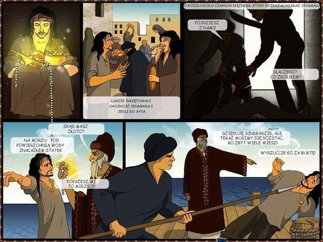Księga 1001 nocy: Przygody Sindbada Gra Bezpłatne