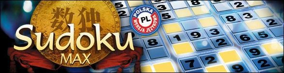 Sudoku Max - Wciągająca gra logiczna!