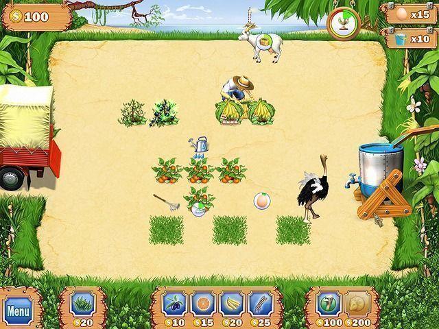 Tropikalna Farma Gra Bezpłatne