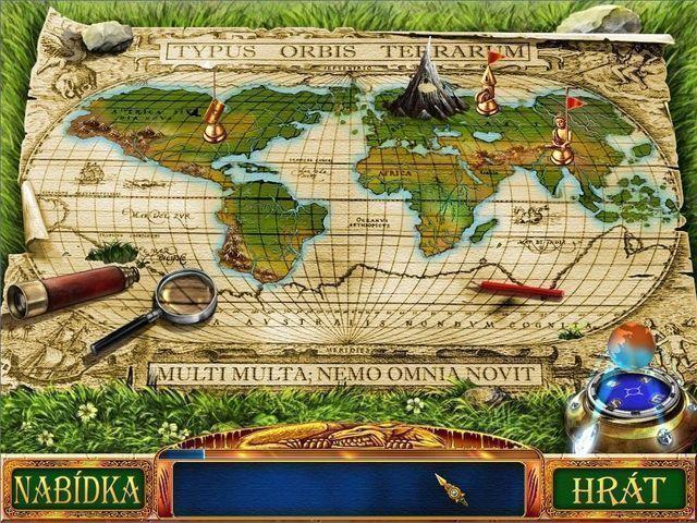 Encyklopedie kouzel: Záhada za svitu měsíce