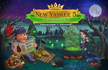 New Yankee in King Arthur's Court 5. Collector's Edition