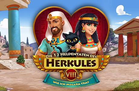 Die 12 Heldentaten des Herkules VIII: Wie Ich Megara Traf