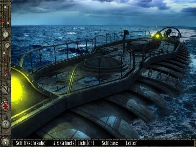 20000 Leagues under the Sea: Captain Nemo