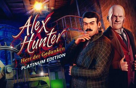 Alex Hunter: Herr der Gedanken. Platinum Edition