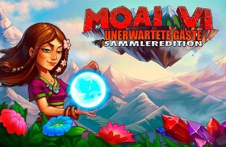 Moai 6: Unerwartete Gäste. Sammleredition