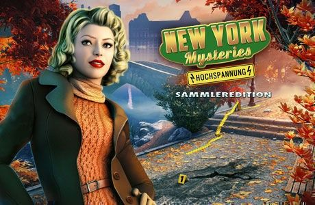 New York Mysteries: Hochspannung. Sammleredition