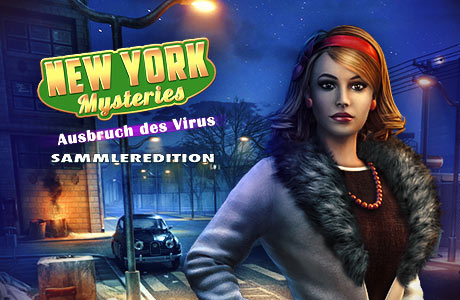 New York Mysteries: Ausbruch des Virus. Sammleredition
