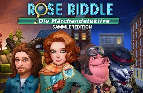 Rose Riddle: Die Märchendetektive. Sammleredition