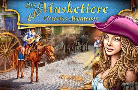 Die Musketiere: Victorias Abenteuer