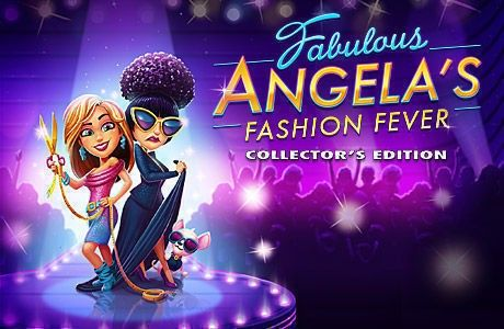 Fabulous: Angela's Fashion Fever. Collector's Edition