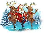 Détails du jeu New Yankee in Santa's Service